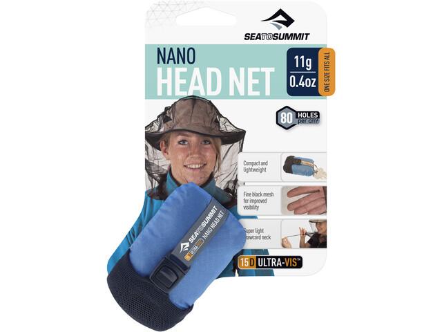 Sea to Summit Nano Mosquito Headnet